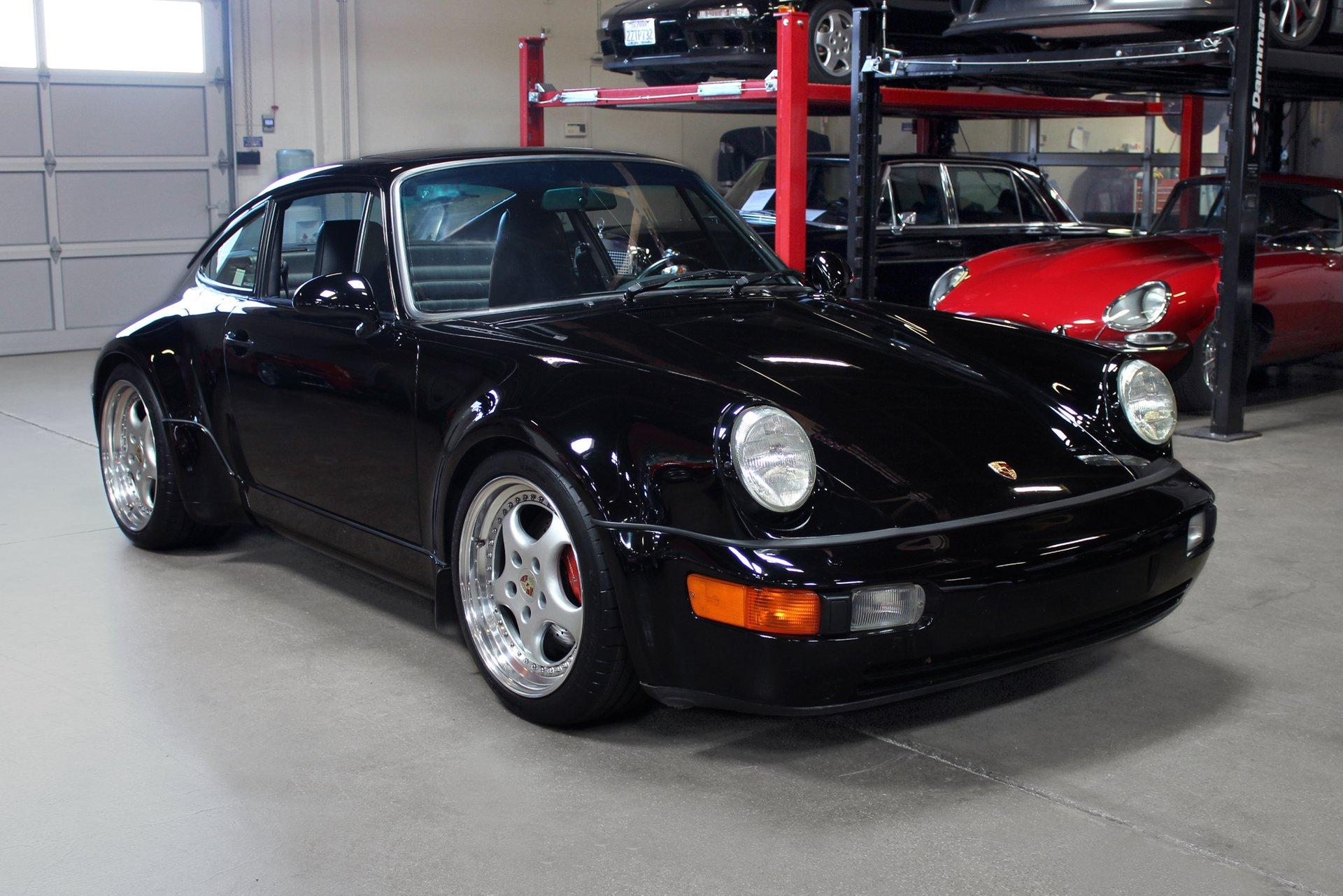 Used 1994 Porsche 911 for sale Sold at San Francisco Sports Cars in San Carlos CA 94070 1