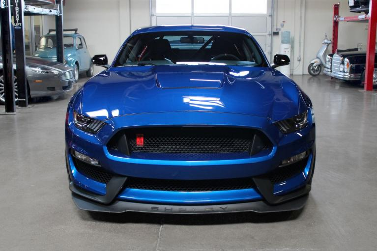 Used 2017 Ford Shelby GT350r Shelby GT350R for sale Sold at San Francisco Sports Cars in San Carlos CA 94070 2