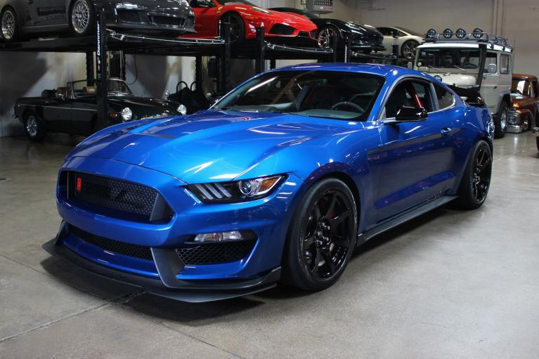 Used 2017 Ford Shelby GT350r Shelby GT350R for sale Sold at San Francisco Sports Cars in San Carlos CA 94070 3