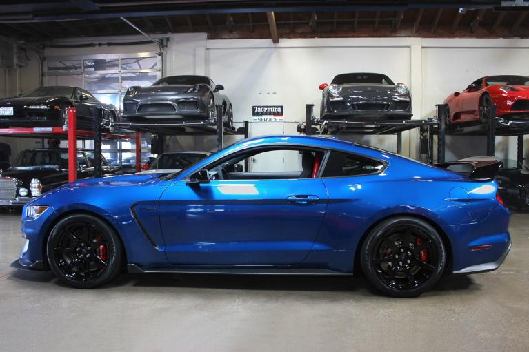 Used 2017 Ford Shelby GT350r Shelby GT350R for sale Sold at San Francisco Sports Cars in San Carlos CA 94070 4