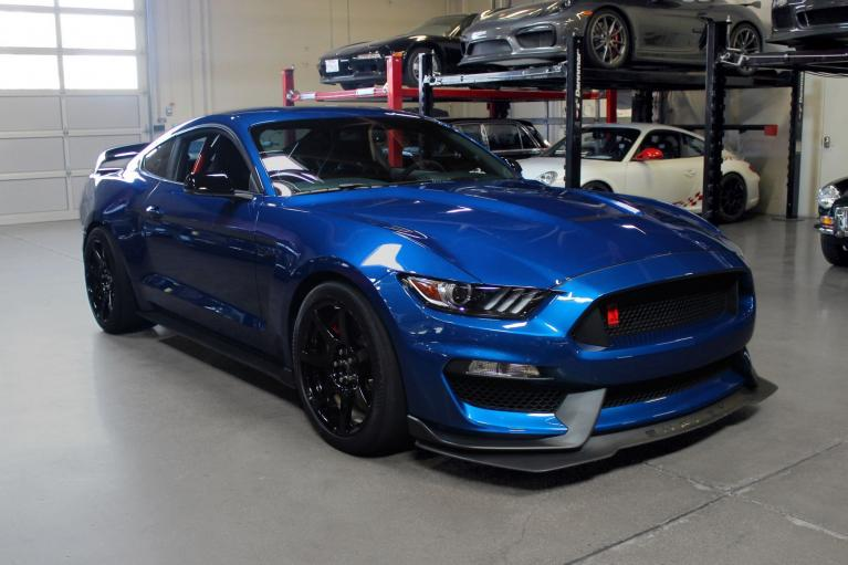 Used 2017 Ford Shelby GT350r Shelby GT350R for sale Sold at San Francisco Sports Cars in San Carlos CA 94070 1
