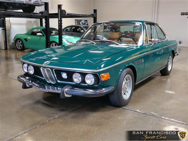 Used 1973 BMW 3.0 CS for sale Sold at San Francisco Sports Cars in San Carlos CA 94070 2
