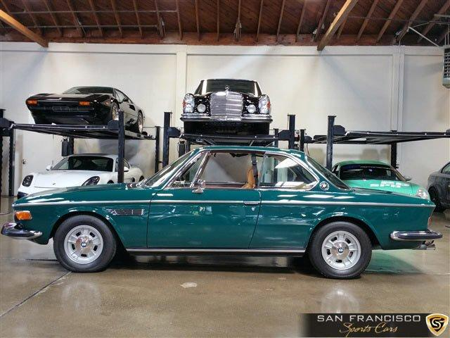 Used 1973 BMW 3.0 CS for sale Sold at San Francisco Sports Cars in San Carlos CA 94070 3