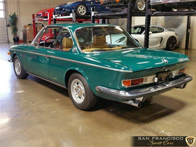 Used 1973 BMW 3.0 CS for sale Sold at San Francisco Sports Cars in San Carlos CA 94070 4