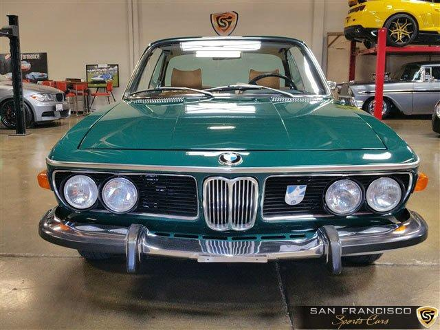 Used 1973 BMW 3.0 CS for sale Sold at San Francisco Sports Cars in San Carlos CA 94070 1