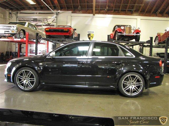 Used 2007 Audi RS4 for sale Sold at San Francisco Sports Cars in San Carlos CA 94070 3