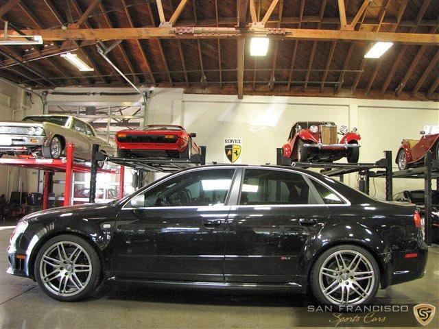 Used 2007 Audi RS4 for sale Sold at San Francisco Sports Cars in San Carlos CA 94070 4