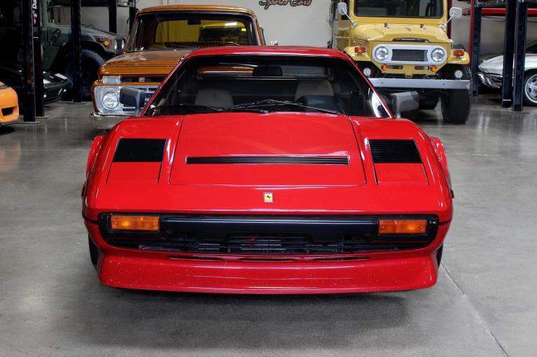 Used 1985 Ferrari 308 GTB for sale Sold at San Francisco Sports Cars in San Carlos CA 94070 2