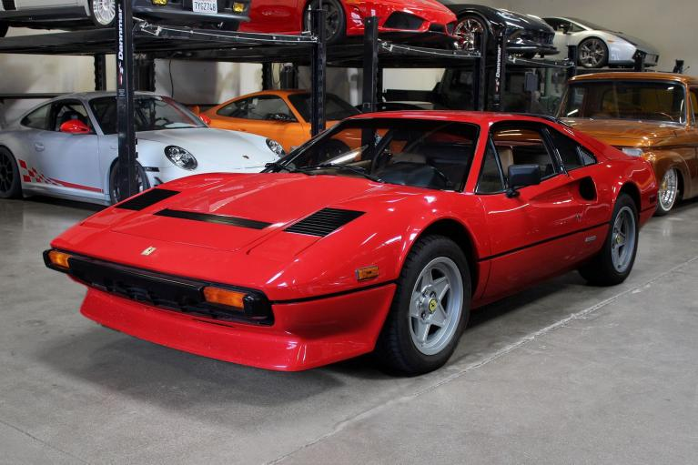 Used 1985 Ferrari 308 GTB for sale Sold at San Francisco Sports Cars in San Carlos CA 94070 3