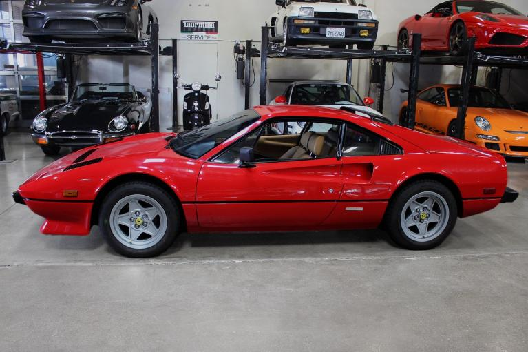 Used 1985 Ferrari 308 GTB for sale Sold at San Francisco Sports Cars in San Carlos CA 94070 4