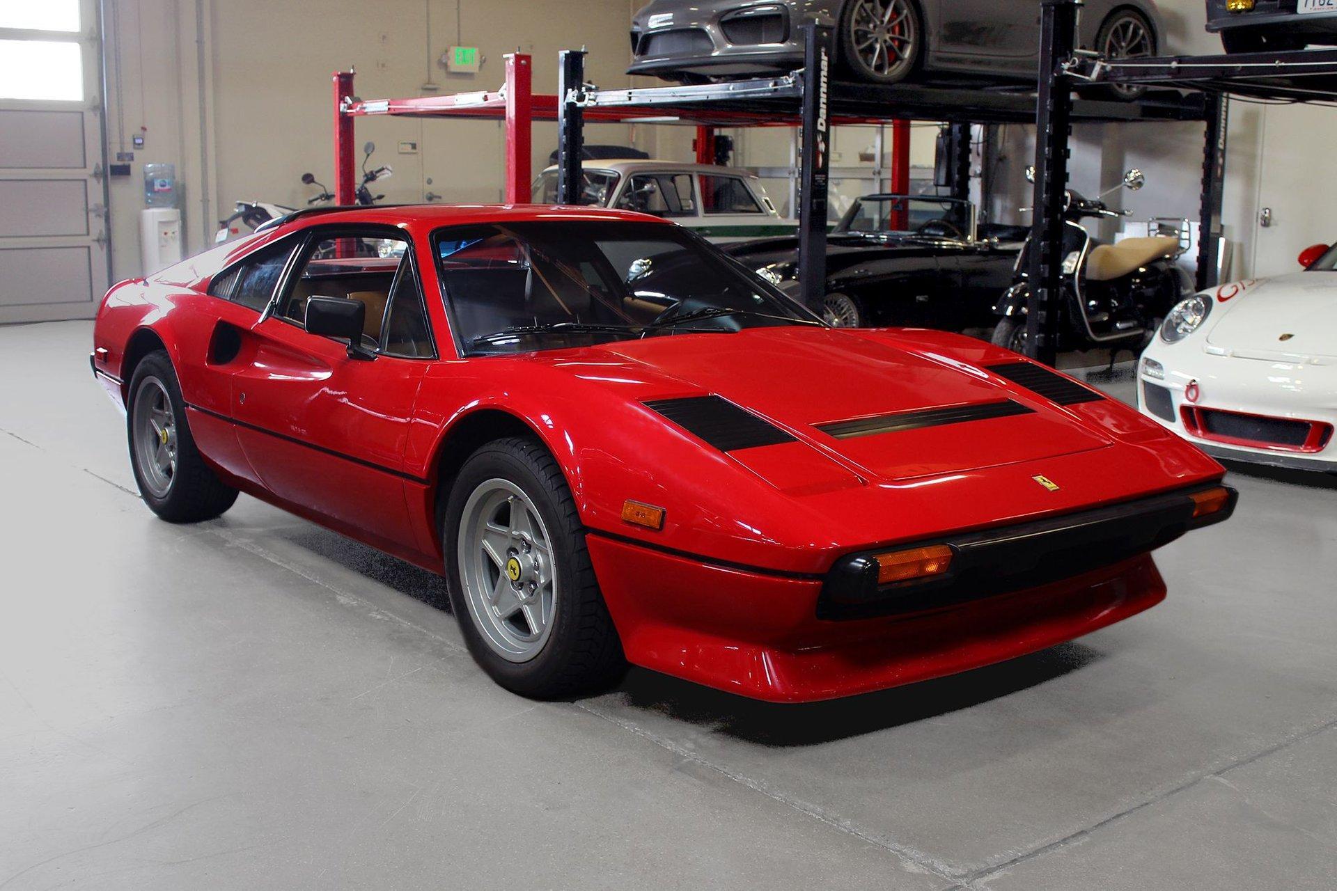 Used 1985 Ferrari 308 GTB for sale Sold at San Francisco Sports Cars in San Carlos CA 94070 1