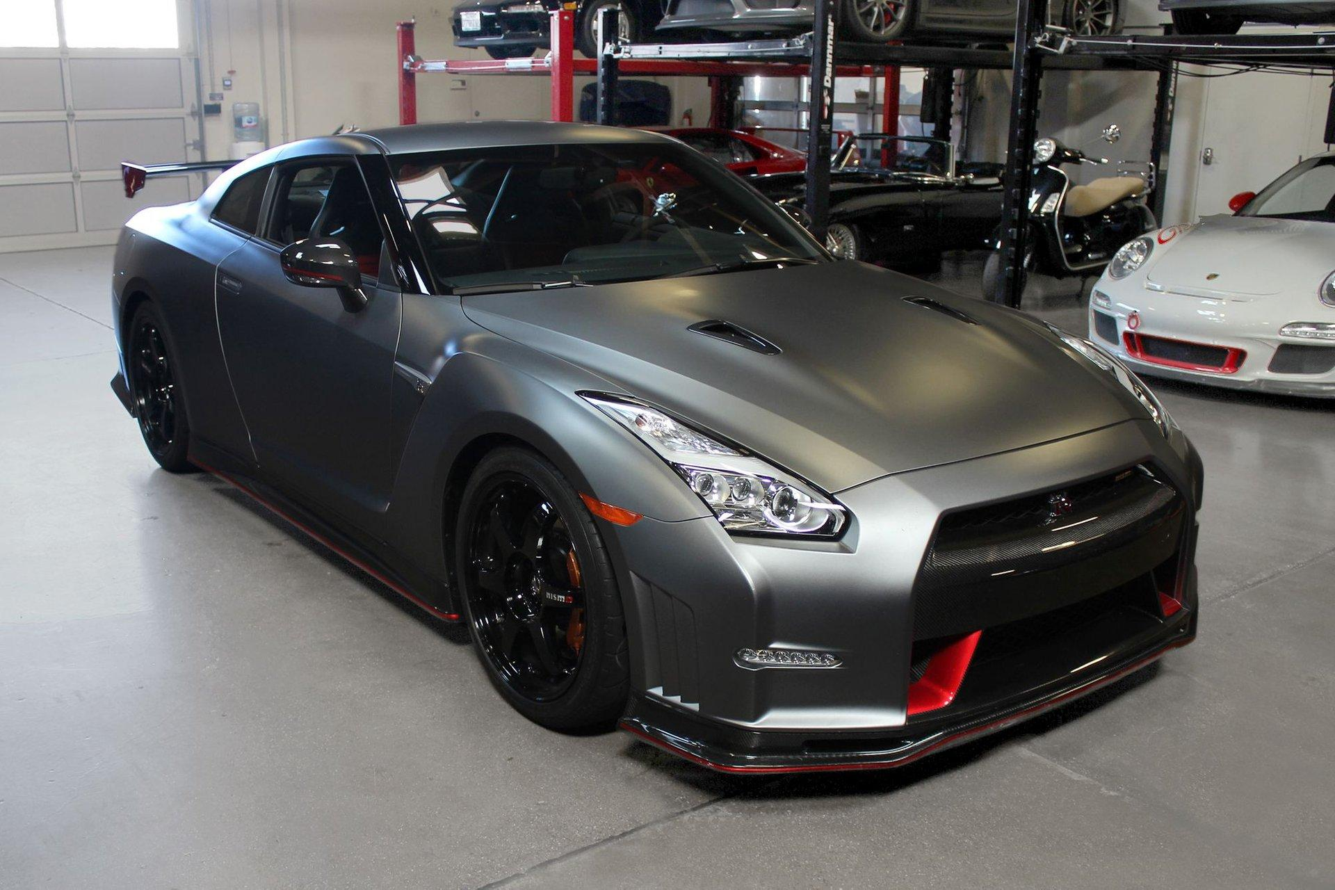 Used 2015 Nissan GT-R for sale Sold at San Francisco Sports Cars in San Carlos CA 94070 1