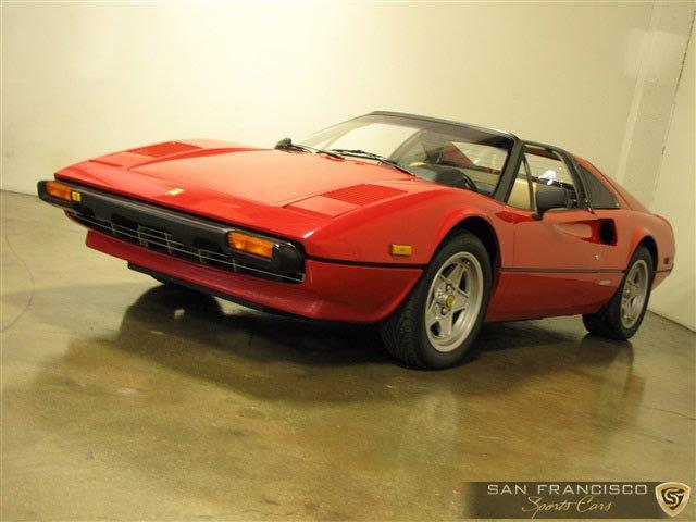 Used 1981 Ferrari 308 GTSi for sale Sold at San Francisco Sports Cars in San Carlos CA 94070 2