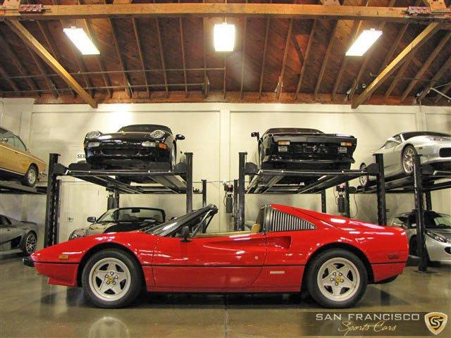 Used 1981 Ferrari 308 GTSi for sale Sold at San Francisco Sports Cars in San Carlos CA 94070 3