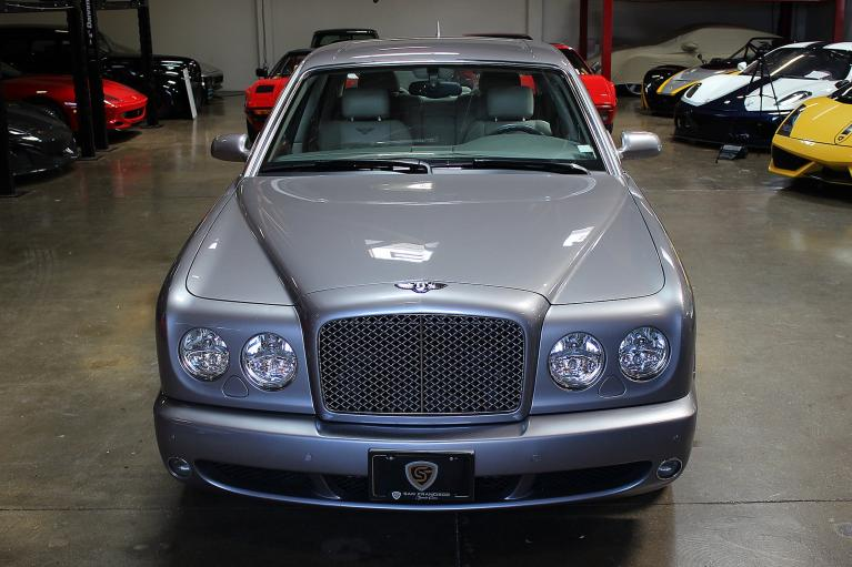 Used 2006 Bentley Arnage T for sale Sold at San Francisco Sports Cars in San Carlos CA 94070 2