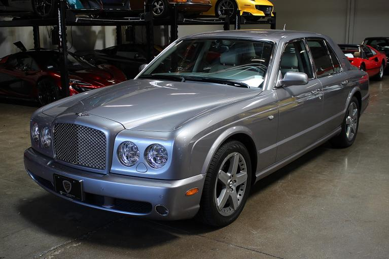 Used 2006 Bentley Arnage T for sale Sold at San Francisco Sports Cars in San Carlos CA 94070 3