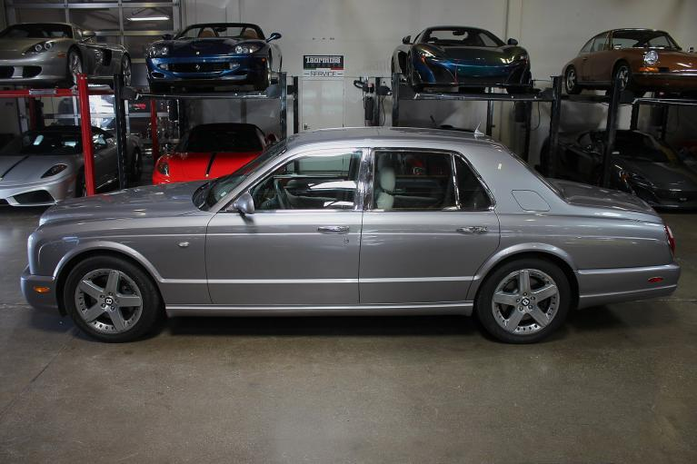 Used 2006 Bentley Arnage T for sale Sold at San Francisco Sports Cars in San Carlos CA 94070 4