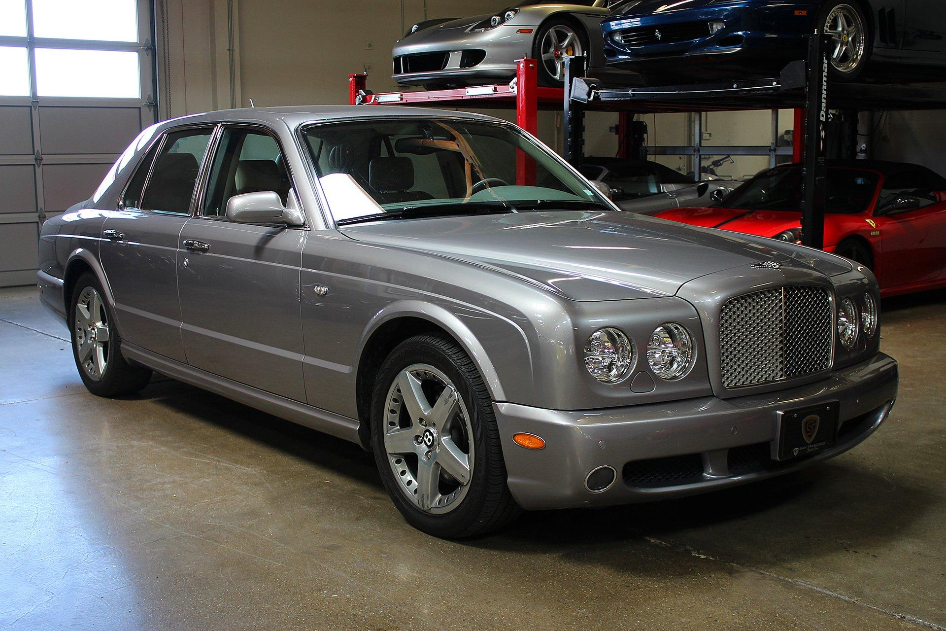 Used 2006 Bentley Arnage T for sale Sold at San Francisco Sports Cars in San Carlos CA 94070 1