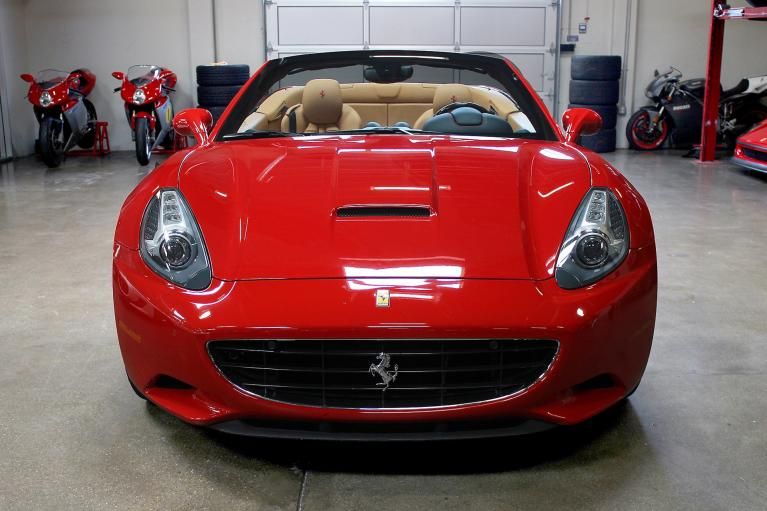 Used 2014 Ferrari California for sale Sold at San Francisco Sports Cars in San Carlos CA 94070 2