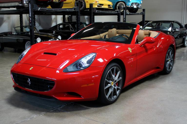 Used 2014 Ferrari California for sale Sold at San Francisco Sports Cars in San Carlos CA 94070 3
