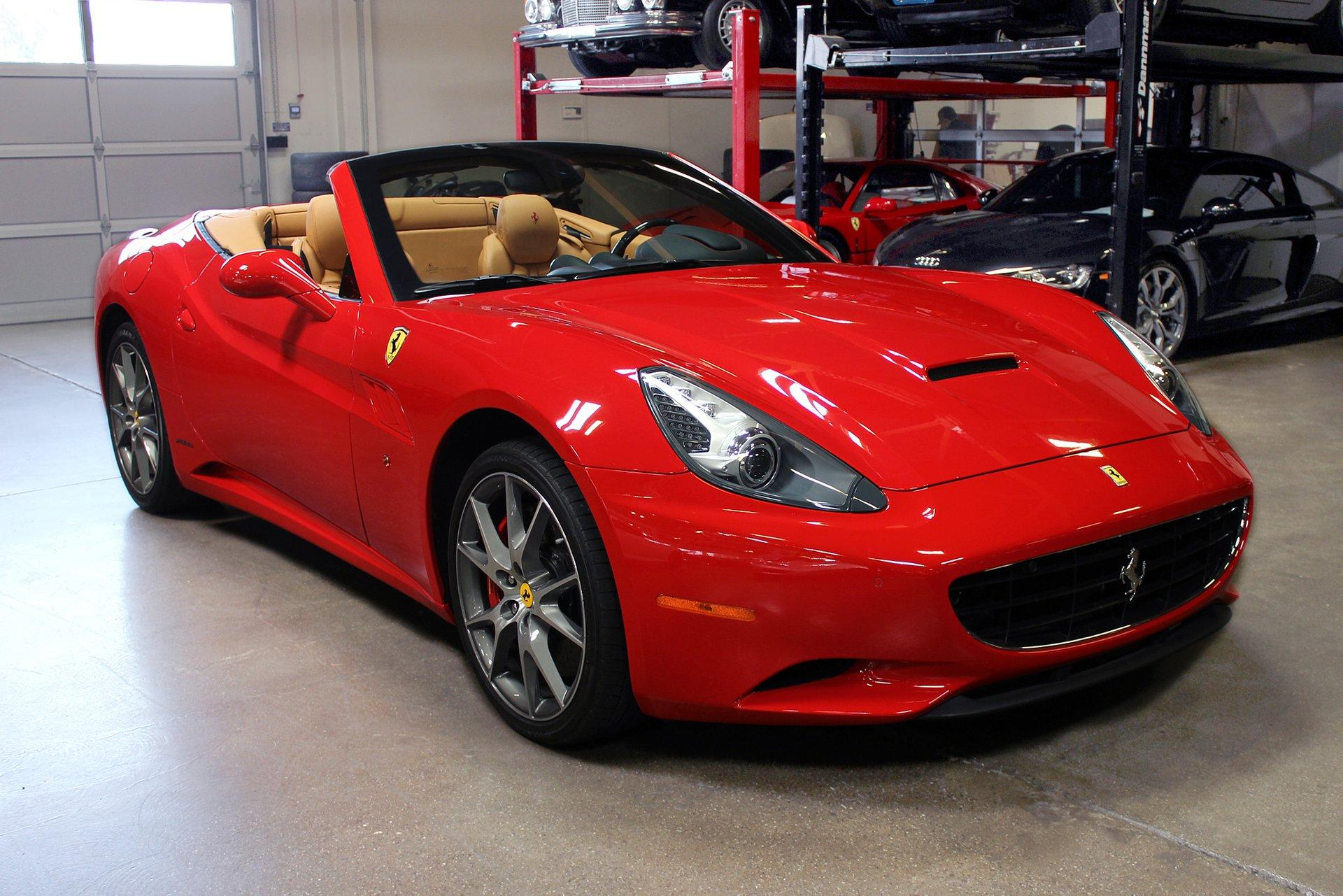 Used 2014 Ferrari California for sale Sold at San Francisco Sports Cars in San Carlos CA 94070 1