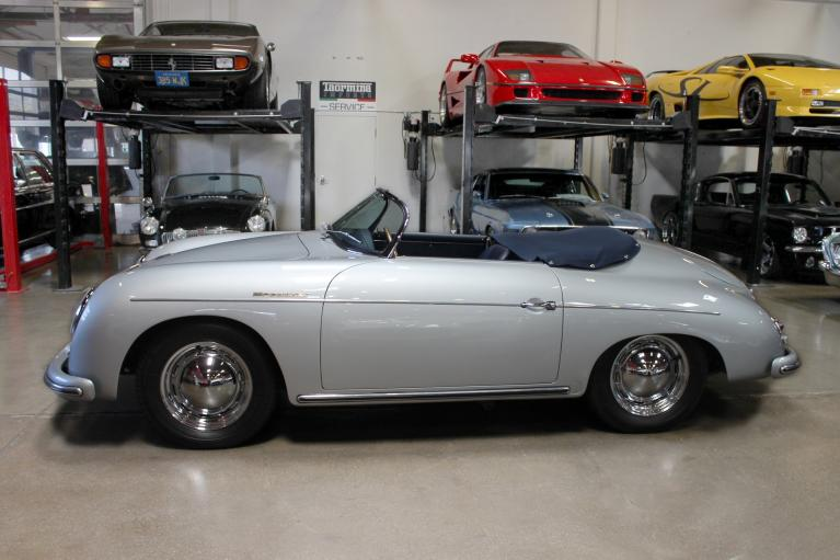 Used 1956 Porsche 356 Speedster for sale Sold at San Francisco Sports Cars in San Carlos CA 94070 4