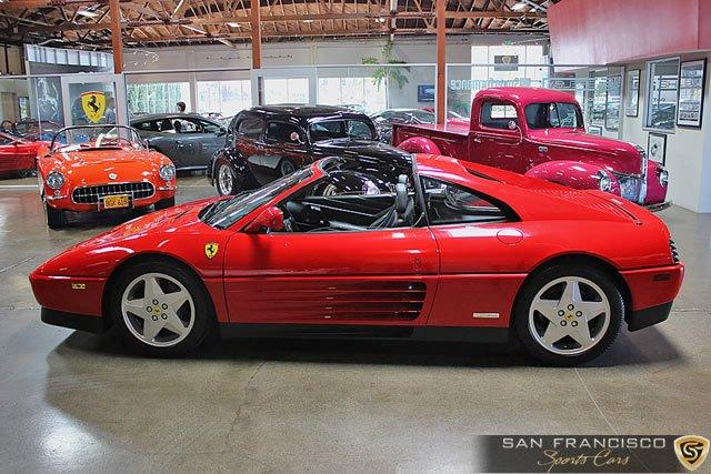 Used 1992 Ferrari 348 TS for sale Sold at San Francisco Sports Cars in San Carlos CA 94070 3