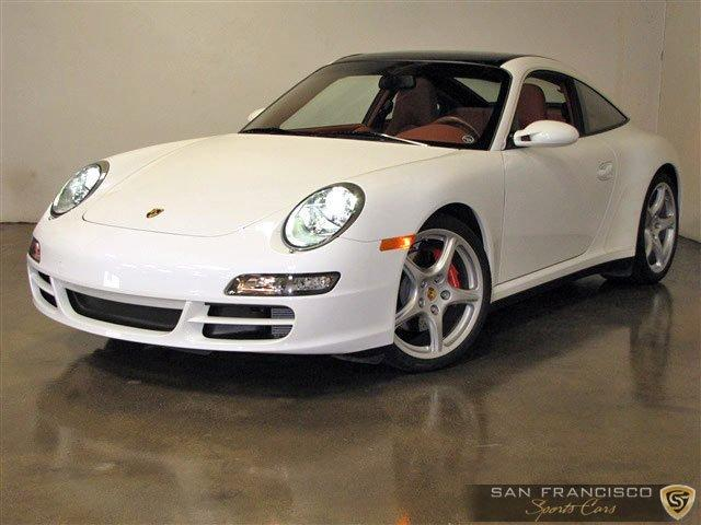 Used 2008 Porsche 911 Targa for sale Sold at San Francisco Sports Cars in San Carlos CA 94070 2