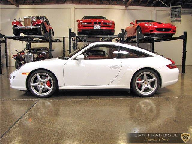 Used 2008 Porsche 911 Targa for sale Sold at San Francisco Sports Cars in San Carlos CA 94070 3