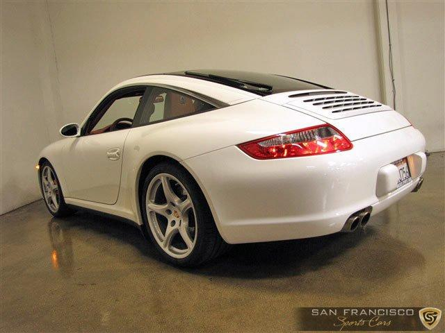 Used 2008 Porsche 911 Targa for sale Sold at San Francisco Sports Cars in San Carlos CA 94070 4