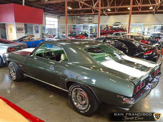 Used 1969 Chevrolet Camaro for sale Sold at San Francisco Sports Cars in San Carlos CA 94070 4