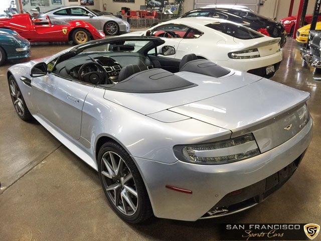 Used 2011 Aston Martin Vantage S Roadster for sale Sold at San Francisco Sports Cars in San Carlos CA 94070 4