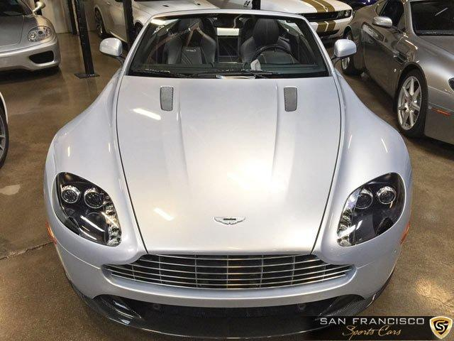 Used 2011 Aston Martin Vantage S Roadster for sale Sold at San Francisco Sports Cars in San Carlos CA 94070 1