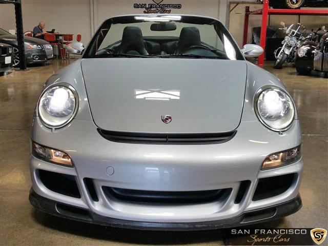 Used 2006 Porsche 911 Carrera 4 Cabriolet for sale Sold at San Francisco Sports Cars in San Carlos CA 94070 1