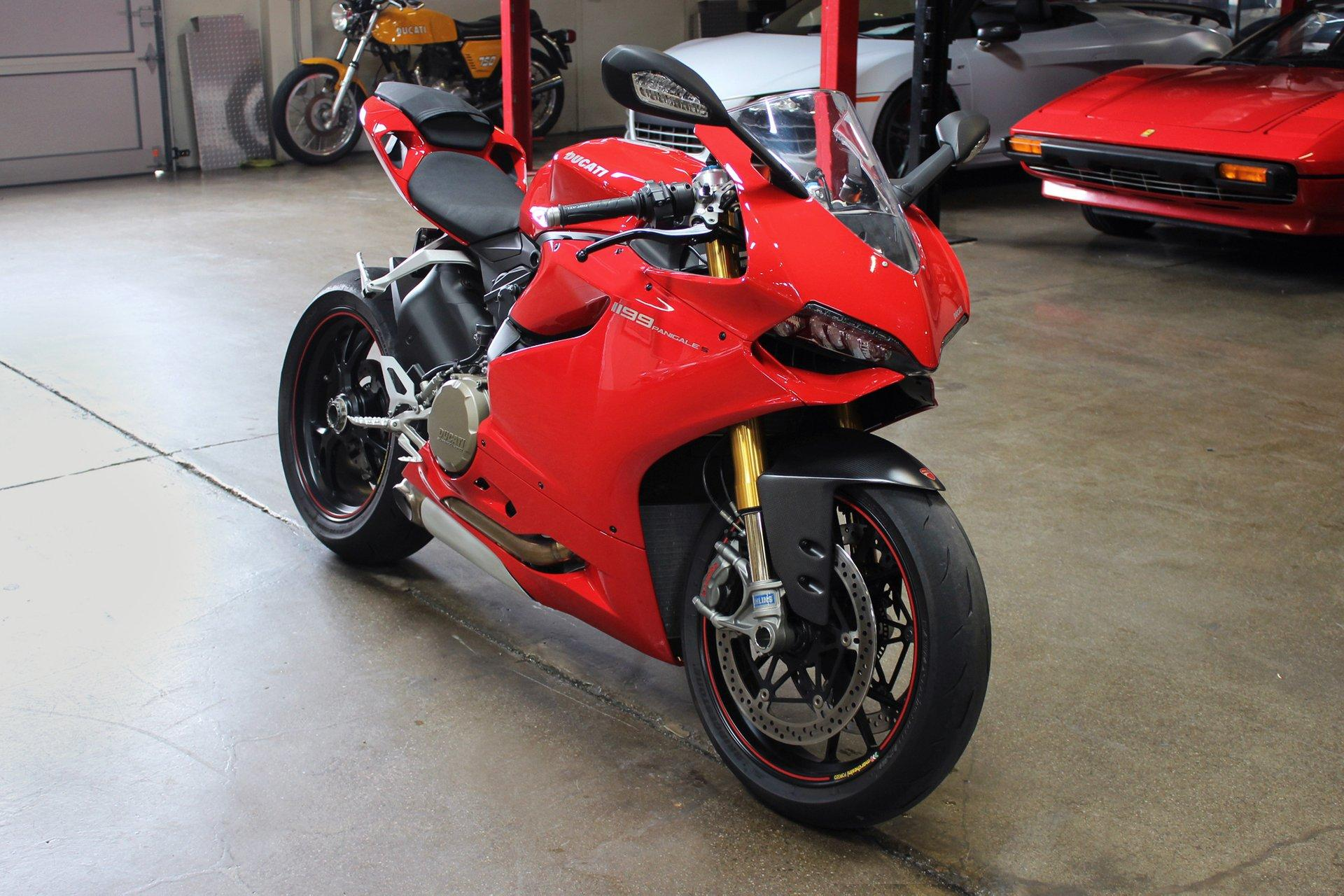Used 2014 DUCATI  for sale Sold at San Francisco Sports Cars in San Carlos CA 94070 1