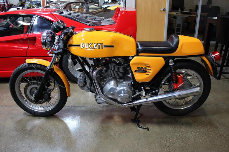 Used 1974 DUCATI  for sale Sold at San Francisco Sports Cars in San Carlos CA 94070 2
