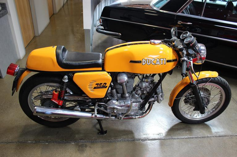Used 1974 DUCATI  for sale Sold at San Francisco Sports Cars in San Carlos CA 94070 1