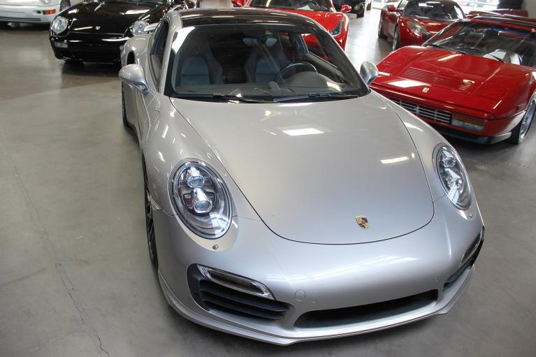 Used 2014 Porsche 911 Turbo S for sale Sold at San Francisco Sports Cars in San Carlos CA 94070 2
