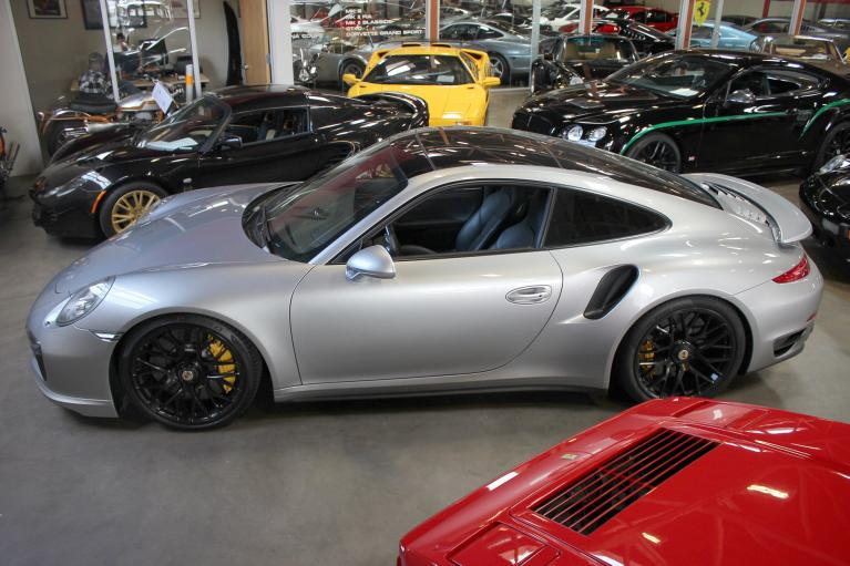 Used 2014 Porsche 911 Turbo S for sale Sold at San Francisco Sports Cars in San Carlos CA 94070 4