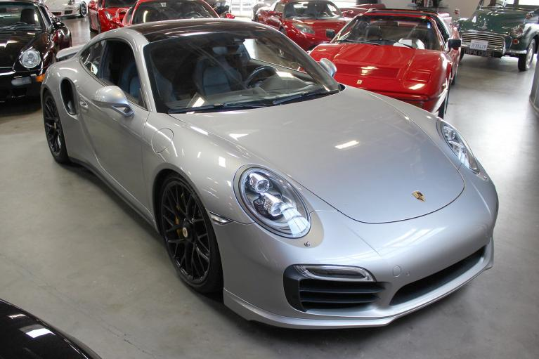 Used 2014 Porsche 911 Turbo S for sale Sold at San Francisco Sports Cars in San Carlos CA 94070 1