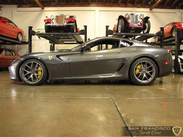 Used 2010 Ferrari 599 GTB HGTE for sale Sold at San Francisco Sports Cars in San Carlos CA 94070 3