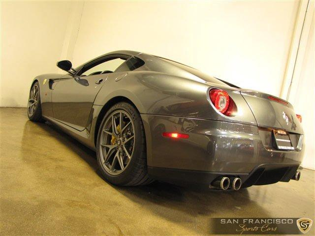 Used 2010 Ferrari 599 GTB HGTE for sale Sold at San Francisco Sports Cars in San Carlos CA 94070 4