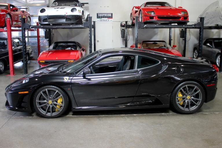 Used 2008 Ferrari 430 for sale Sold at San Francisco Sports Cars in San Carlos CA 94070 4