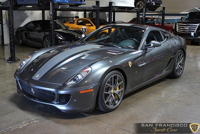 Used 2008 Ferrari 599 gtb for sale Sold at San Francisco Sports Cars in San Carlos CA 94070 3