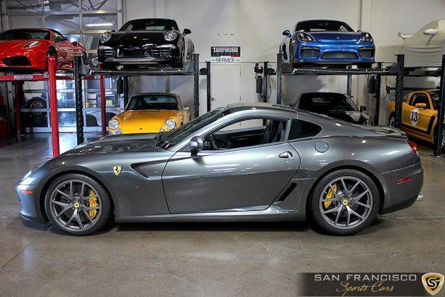 Used 2008 Ferrari 599 gtb for sale Sold at San Francisco Sports Cars in San Carlos CA 94070 4