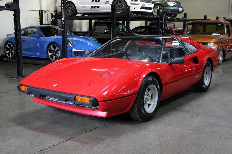Used 1978 Ferrari 308 GTS for sale Sold at San Francisco Sports Cars in San Carlos CA 94070 3