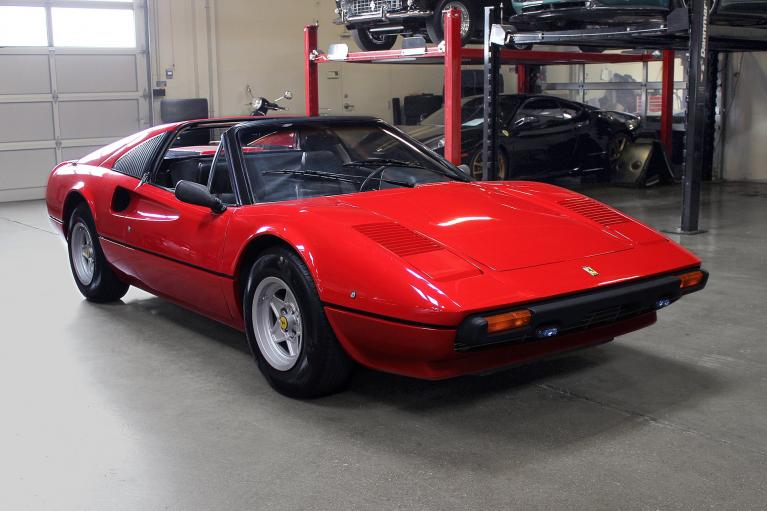 Used 1978 Ferrari 308 GTS for sale Sold at San Francisco Sports Cars in San Carlos CA 94070 1