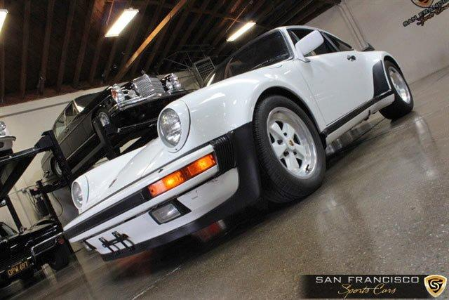 Used 1986 Porsche 930 Turbo for sale Sold at San Francisco Sports Cars in San Carlos CA 94070 2