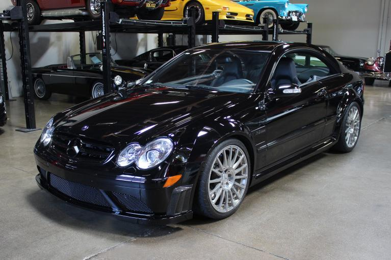 Used 2008 Mercedes-Benz CLK63 black series for sale Sold at San Francisco Sports Cars in San Carlos CA 94070 3
