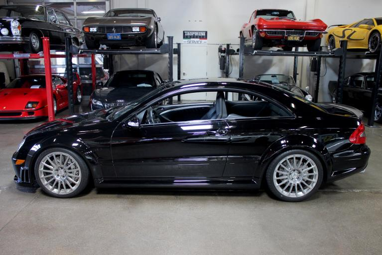 Used 2008 Mercedes-Benz CLK63 black series for sale Sold at San Francisco Sports Cars in San Carlos CA 94070 4